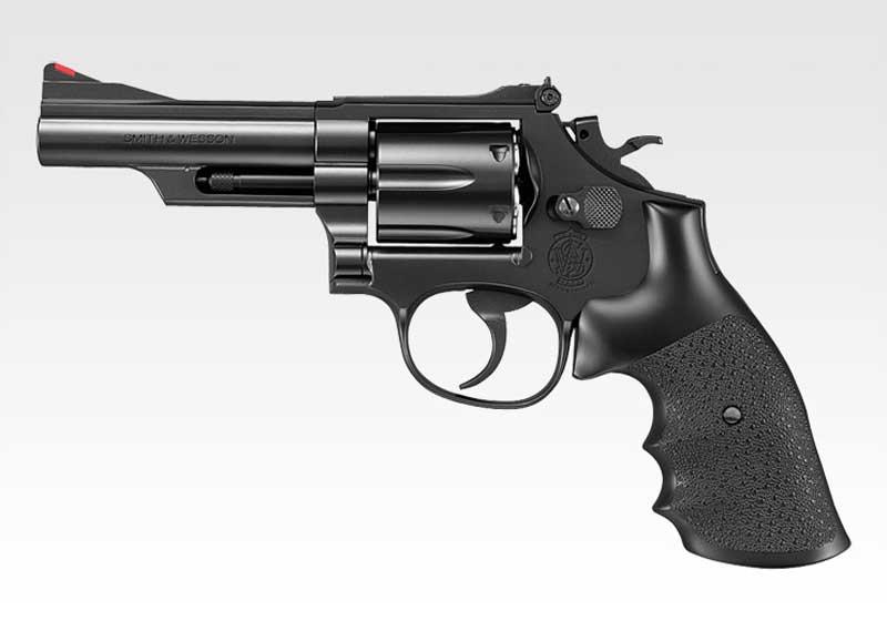 東京マルイ ガスリボルバー S&W M19 4インチ 18才以上用