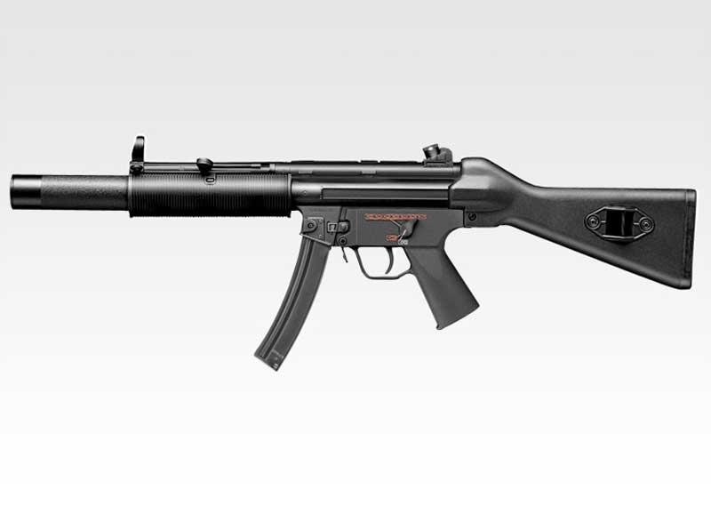 東京マルイ 電動ガン スタンダードタイプ H&K MP5 SD5 18才以上用