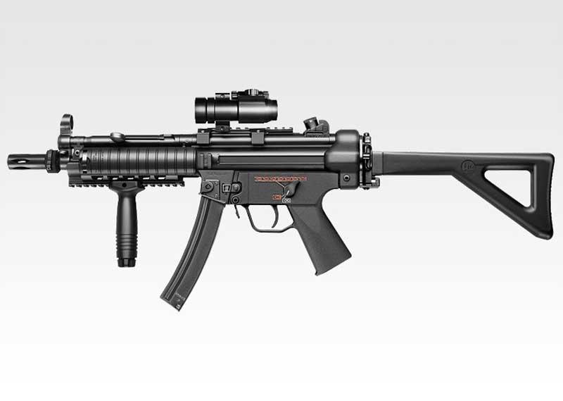 東京マルイ 電動ガン スタンダードタイプ H&K MP5 R.A.S. 18才以上用