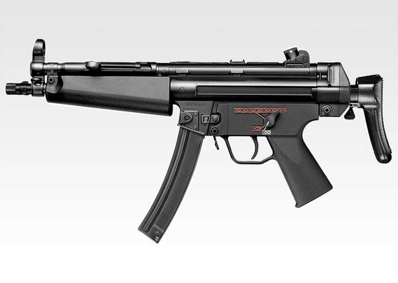 東京マルイ 電動ガン スタンダードタイプ H&K MP5A5 18才以上用