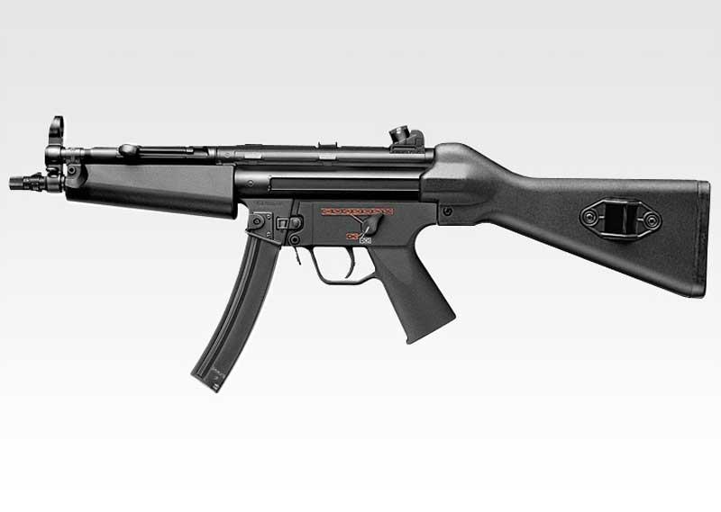 東京マルイ 電動ガン スタンダードタイプ H&K MP5A4 18才以上用