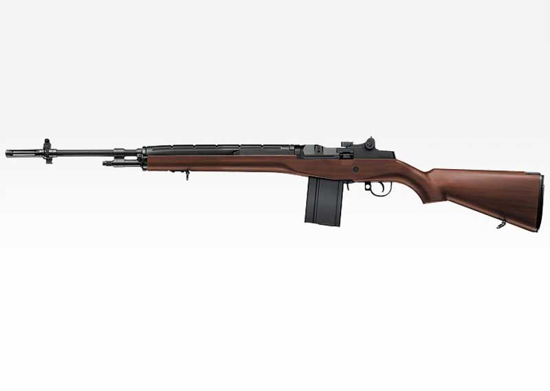 東京マルイ 電動ガン スタンダードタイプ U.S.ライフル M14 ウッドタイプストックver. 18才以上用