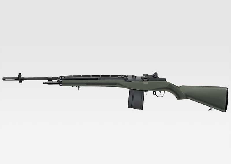 東京マルイ 電動ガン スタンダードタイプ U.S.ライフル M14 ファイバータイプO.D.ストックver. 18才以上用