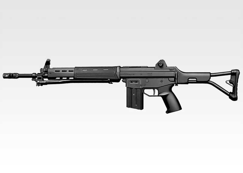 東京マルイ 電動ガン スタンダードタイプ 89式5.56mm小銃 折曲銃床式 18才以上用