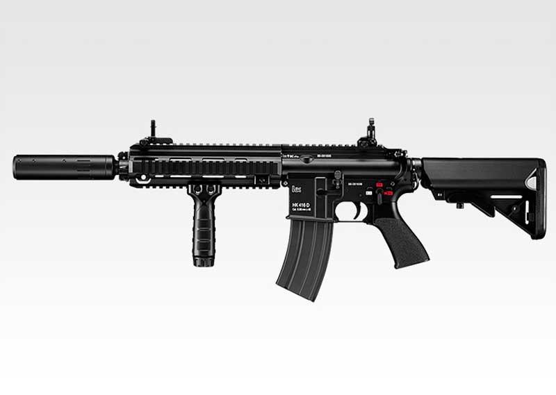 東京マルイ 次世代電動ガン DEVGRUカスタム HK416D 18才以上用