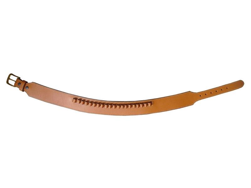 イーストエー ウエスタンガンベルト 牛革製 ブラウン Lサイズ No.060-L-Br