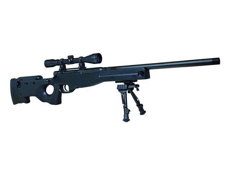 クラウンモデル エアーコッキングボルトアクションライフル タイプ96 シニア フルセット