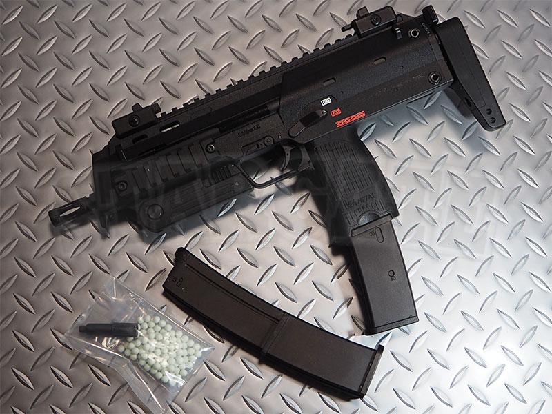 KSC ガスブローバック MP7A1-II 40連マガジン2本同梱