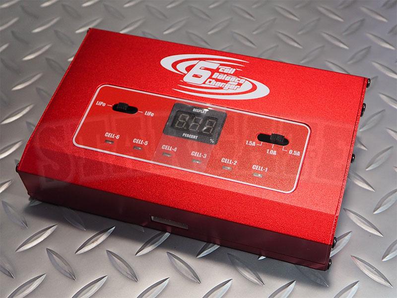 ET1 6セルバランス充電器 ET6G