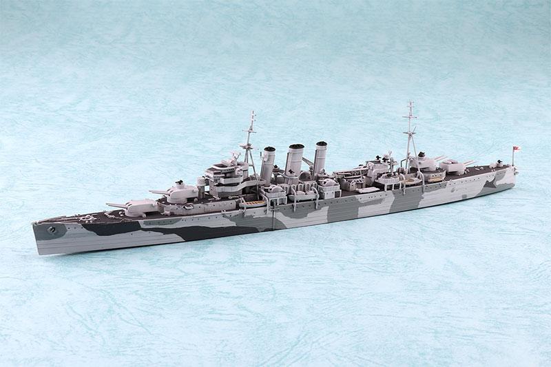安心のヤマト運輸で東京からの発送です 1 700 ウォーターライン No.809 重巡洋艦ノーフォーク 英国海軍 超安い 入荷予定