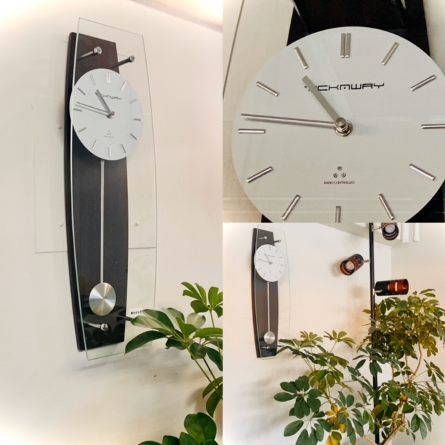 電波か受信方式の振り子時計です 2020 東日本 西日本の二つの電波塔から電波を受信して正確な時刻を刻みます 敬老の日 還暦などのお祝に人気があります 掛け時計 おしゃれ 振り子時計 電波 還暦祝い 結婚祝い ☆送料無料☆ 当日発送可能 新築祝い 贈り物に最適 時刻合わせ不用 お誕生日 インテリア 送料無料