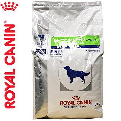 ロイヤルカナンベテリナリーダイエット pHコントロール スペシャル 8kg [犬用]
