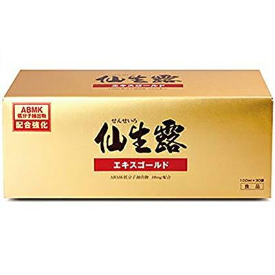 仙生露 エキスゴールドN 100mL×30袋 【 エスエスアイ 】[ 送料無料 ]