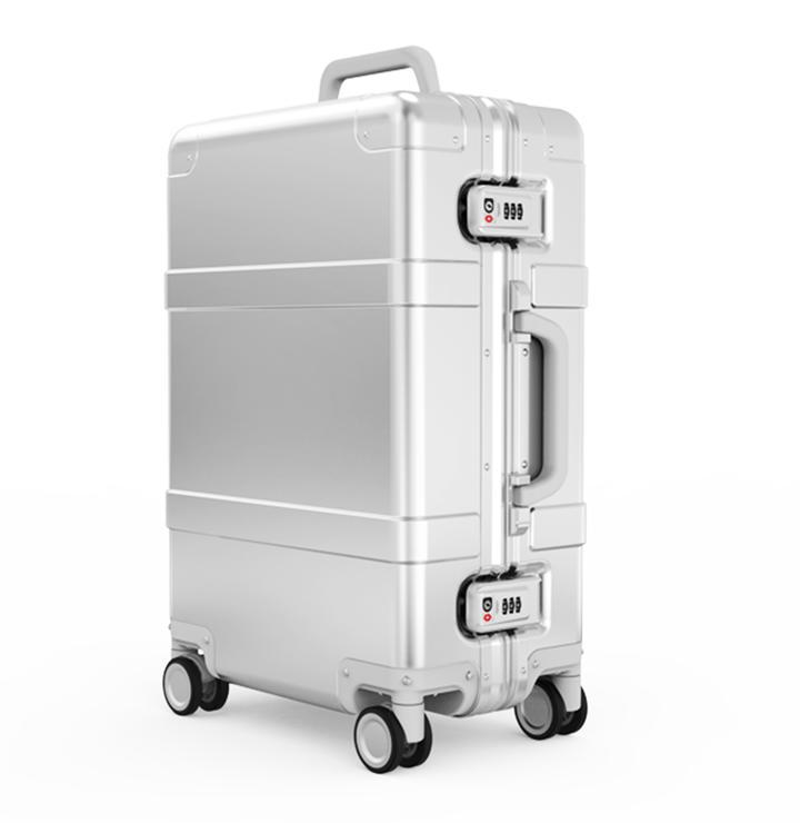 【正規品】【限定2台】スーツケース Metal Trolley Case 20'' Xiaomi 小米 シャオミ バックパック メンズ レディース 旅行 通学 通勤 出張 大容量