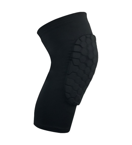 膝サポーター 引き出物 ひざ サポーター ニープロテクター 全店販売中 六角形 膝当て 動きやすい 衝撃吸収 保護 膝パッド