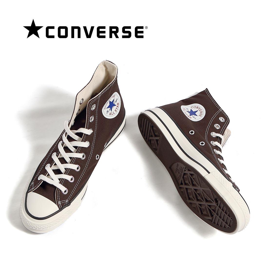 メンズ/CONVERSE/コンバース/CANVAS ALL STAR J HI/キャンバスオールスタージャパンハイ/日本製/品番:31302680