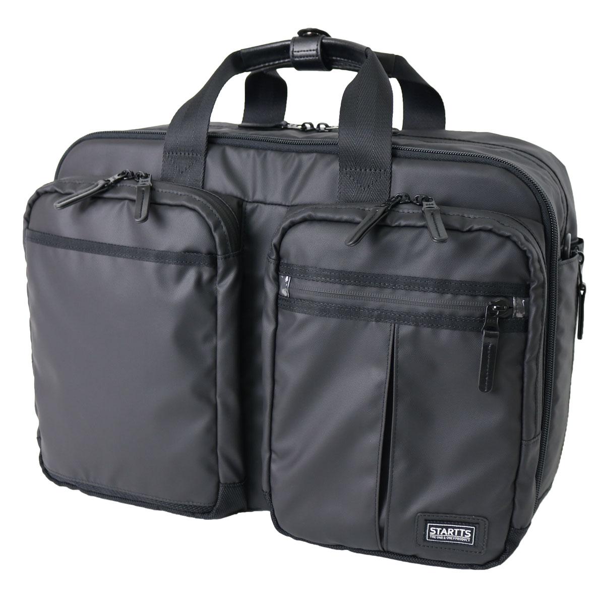 3WAY ビジネスバッグ RLビジネス3WAY拡張セットアップ横型 スーツケースにセット+拡張機能も同時に搭載 RL-LIGHT RL-41 ビジネスリュック ブリーフケース