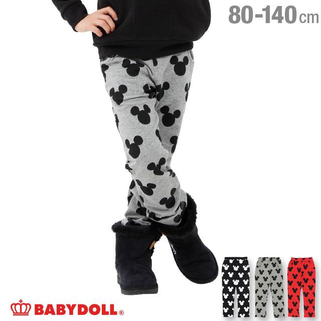 1126一部再販 Sディズニー キャラクター パンツ 1783k ベビードール Babydoll 子供服 ベビー キッズ 男の子 女の子 コスチューム コスプレ Disneycollectionbabydoll