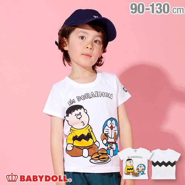 3419427942e5f BABYDOLLTシャツ 3 1NEWドラえもんキャラクターTシャツ2286KベビードールBABYDOLL ...