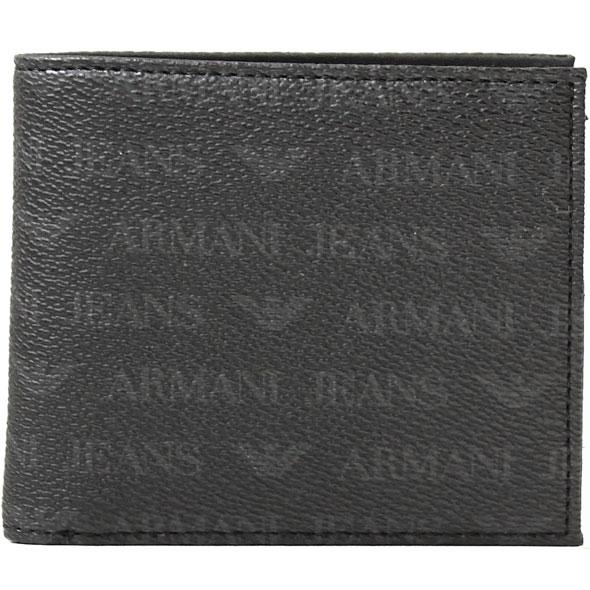 アルマーニジーンズ ARMANI JEANS 二つ折り財布 2つ折り財布 06V2G J4 12//06V2G-J4-12【新品】