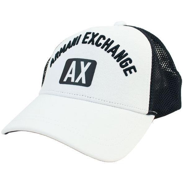 アルマーニエクスチェンジ キャップ 帽子 2019年春夏新作 ARMANI EXCANGE 954047 9P136 41910//954047-9P136-41910【新品】