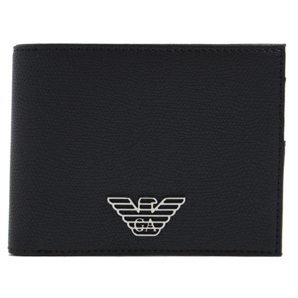 エンポリオアルマーニ 二つ折り財布 Y4R165 YLA0E 81072