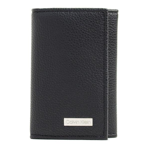 カルバンクライン 6連キーケース RFID LEATHER CARD CASE WITH KEY RINGS