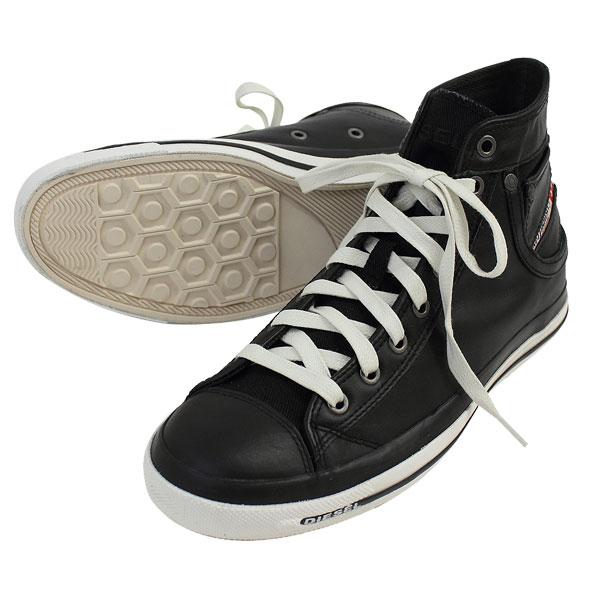 ディーゼル DIESEL メンズハイカットスニーカー シューズ カジュアル 靴 EXPOSURE I Y00023 PR052 T8013//Y00023-PR052-T8013【新品】