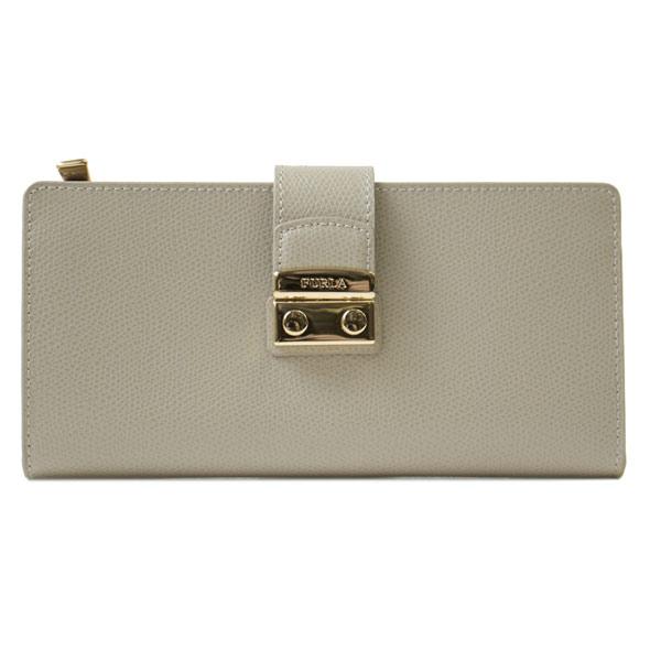 599f2365d323 ハイレベルなエレガンス、シンプルさと美しさが独創的に絡み合い調和する、イタリアの一流ファッションブランド・FURLA(フルラ)。 上品な長財布【METROPOLIS(メトロ  ...