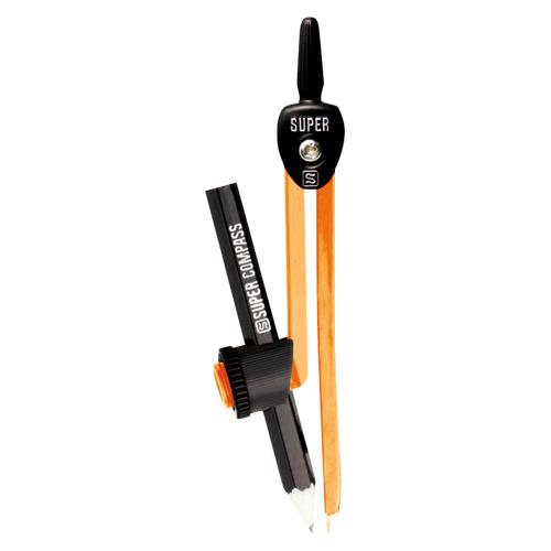 輸入 ソニック スーパーコンパスいろは鉛筆用 オレンジ SK-5284-OR <セール&特集>