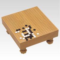 クラウン 足付キ碁盤 (CR-GO25)
