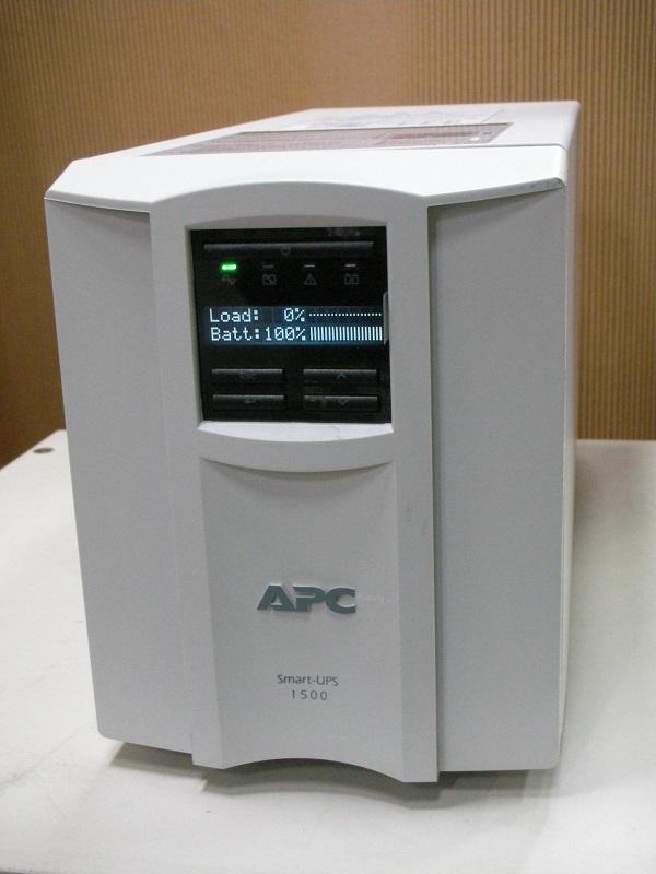 【中古】電池劣化が進んでいる由、格安販売 LCD!White Body, タワー型 UPS [NMT1500J]/APC UPS/APC Smart-UPS 1500 LCD [NMT1500J], 鶴橋風月:94950a43 --- officewill.xsrv.jp