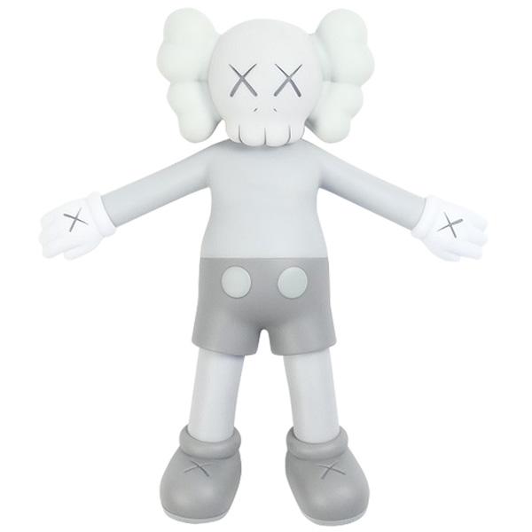 KAWS カウズ HOLIDAY Bath Toy フィギュア 灰 Size【フリー】 【新古品・未使用品】