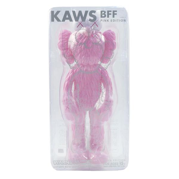 MEDICOM TOY メディコムトイ ×KAWS BFF OPEN EDITION PINK フィギュア ピンク Size【フリー】 【新古品・未使用品】