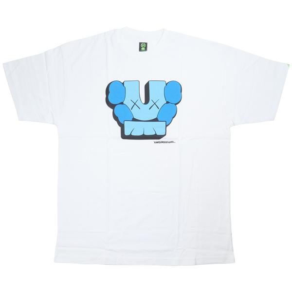 【期間限定送料無料】 UNDERCOVER アンダーカバー ×KAWS 2001SS Tシャツ 2001SS 白 Tシャツ Size【XL】 白【新古品・未使用品】, ゴルフスタジオ スクエア:e9efd6cd --- borikvino.sk