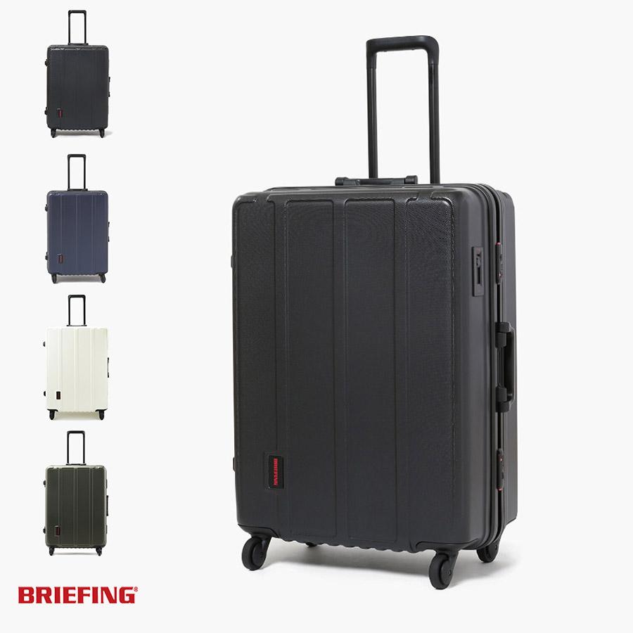 ブリーフィング BRIEFING バッグ H-100 トラベルバッグ BRF305219【ブリフィン バッグ 鞄 ビジネスバッグ キャリーバッグ スーツケース ハードケース 100L 旅行カバン TSA】カジュアル 新生活【お取り寄せ商品】