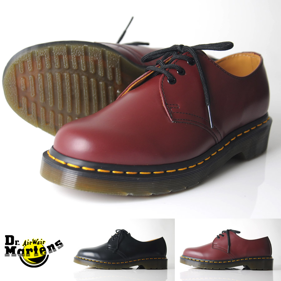 StayBlue for living  3 holes Martens 1461 3 eye shoes Dr.Martens ... bee37eada