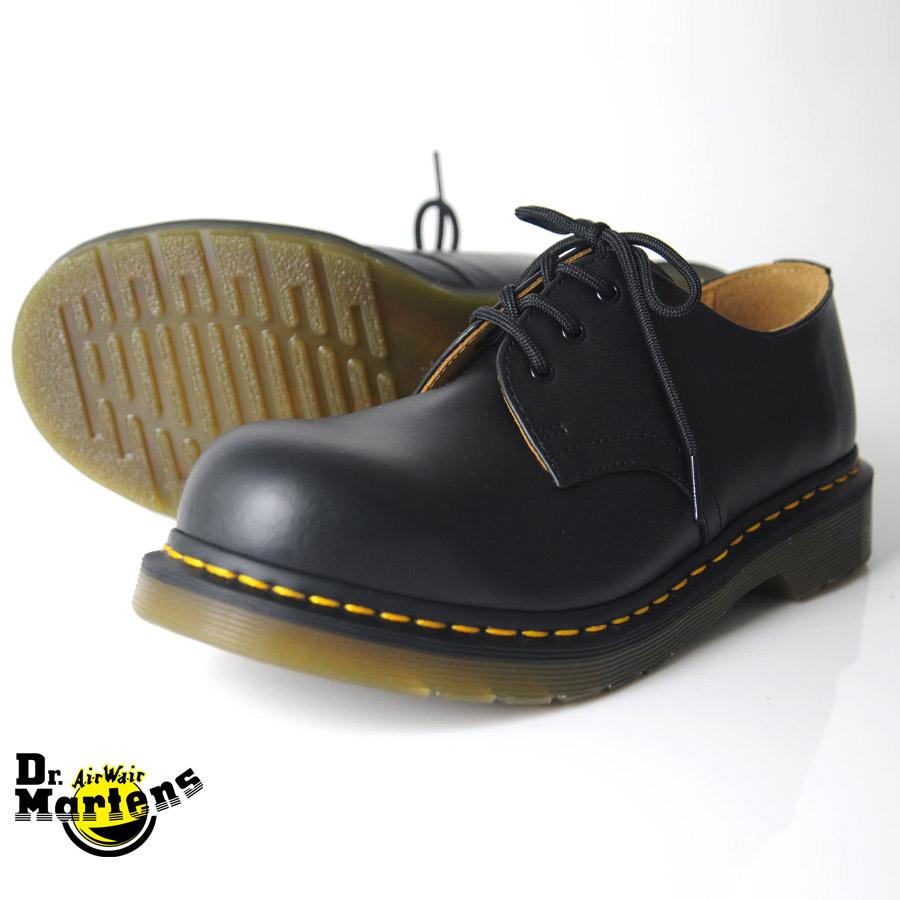 ドクターマーチン Dr.Martens ブーツ 3ホール【ドクターマーチン 1925Z 3アイ スチール 10111001】【返品・交換 ・キャンセル不可・日時指定不可】 メンズ【お取り寄せ商品】