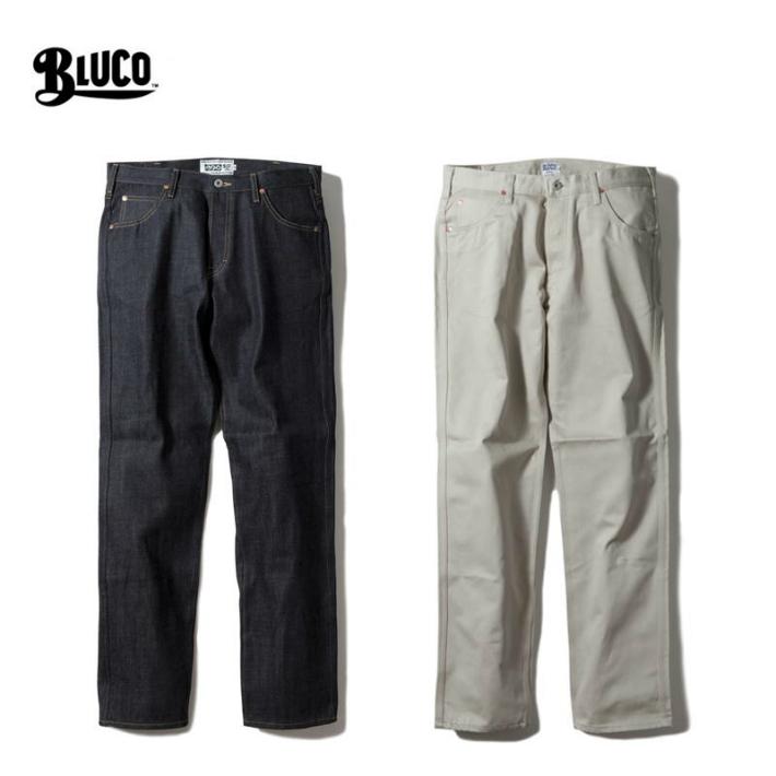 BLUCO ブルコ カウボーイ デニムパンツ OL-027 COWBOY DENIM PANTS