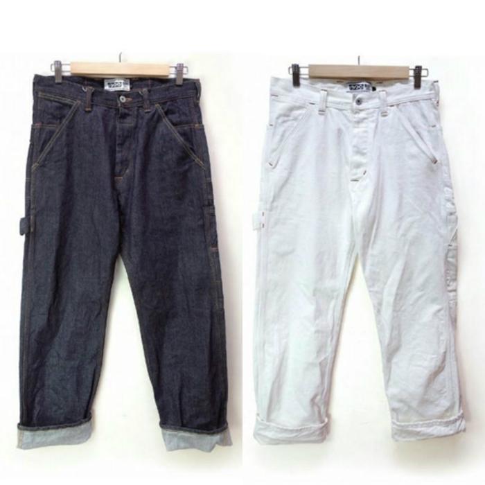 BLUCO【ブルコ】ぺインターパンツ OL-024-016 PAINTER PANTS (2カラー)