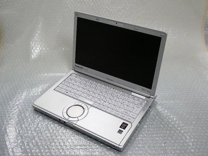 Panasonic Letsnote Letsnote CF-SX4EMHTS (Corei5 CF-SX4EMHTS/無線LAN/B5モバイル)中古ノートパソコン【JUNKノート Panasonic】, アールワイレンタル:f60f1862 --- officewill.xsrv.jp