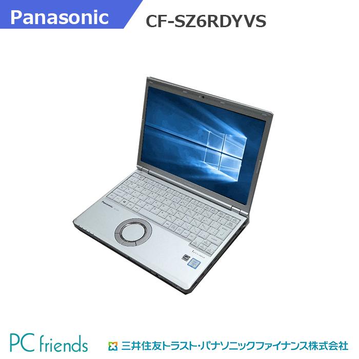 Panasonic Letsnote CF-SZ6RDYVS (Corei5/無線LAN/B5モバイル)