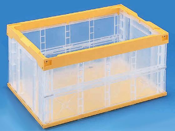 コンテナボックス 規定出荷数で送料無料 サカエオリジナルコンテナー:推奨品 実 外 数量は多 寸法:幅53×奥行36.6×高さ27.2cm 返品送料無料 有効寸法:幅49×奥行33.1×高さ25.4cm 容量 CFS-21 適合カード差し 材質 規定出荷数 40.5L PP 5
