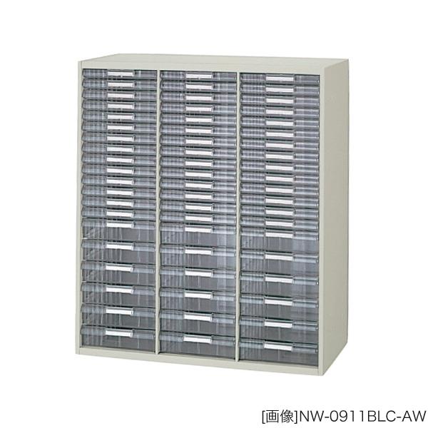 システム収納庫:NWタイプ トレー書庫 コンビ型:B4用(3列20段) 外寸法:幅(W)89.9×奥行(D)45×高さ(H)105cm 自重(51.0)kg グリーン購入法適合商品