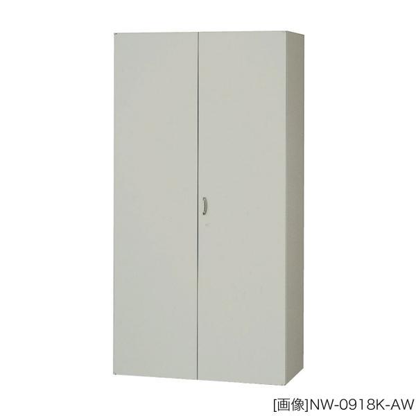 システム収納庫:NWSタイプ 両開き書庫 棚板耐荷重:等分布55kg 外寸法:幅(W)89.9×奥行(D)40×高さ(H)175cm ラッチ機構付き インジケーターキー 自重(53.0)kg グリーン購入法適合商品