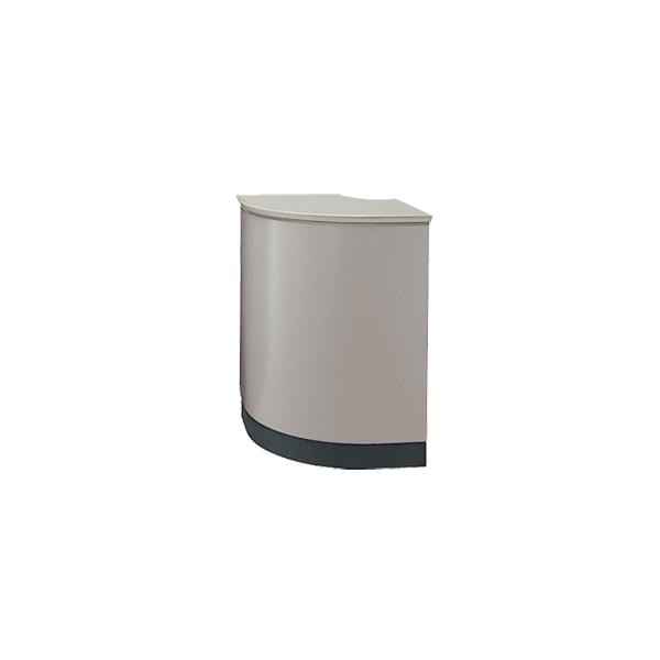 受付カウンター:ONC型 外ハイコーナー 外寸法:奥行(D)95cm グリーン購入法適合商品 自重(32.0)kg