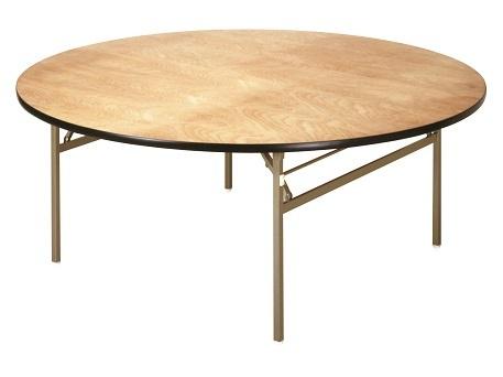 超話題新作 【送料無料】1500φ×H700mm レセプションバネ脚折畳式テーブル, ウィッチェリー:839f52cf --- canoncity.azurewebsites.net