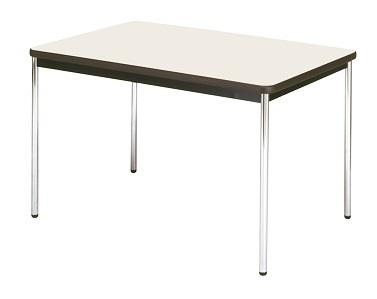 【送料無料】W1800×D450×H700mm 多目的テーブル(ソフト巻)