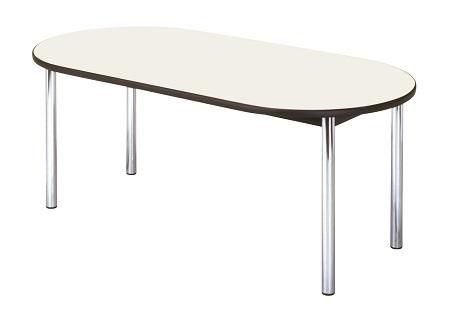 【送料無料】W1800×D1200×H700mm ダエン多目的テーブル(ソフト巻)