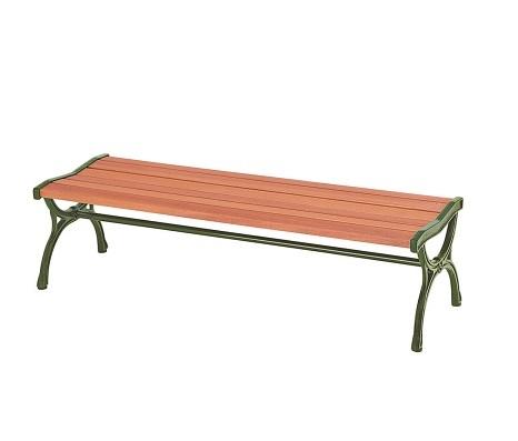 【送料無料】ウッドベンチ W1500×D570×H385mm